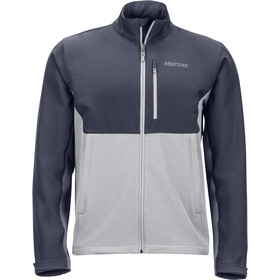 Marmot Estes II Jacket Men sleet/steel onyx